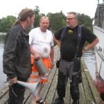 Träbåtsägare, nuvarande och före detta-