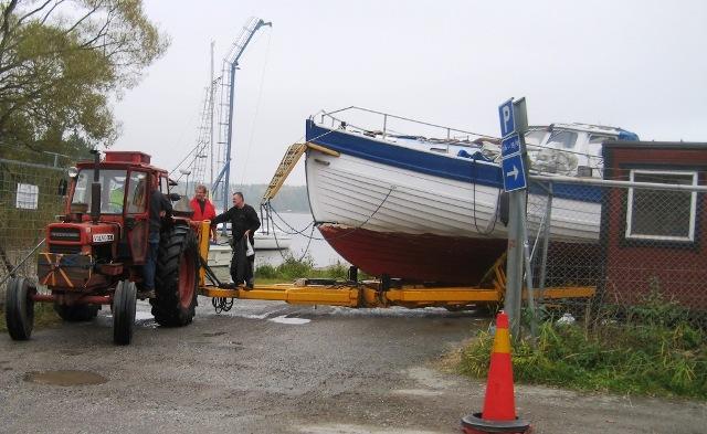 Lalles båt 2014